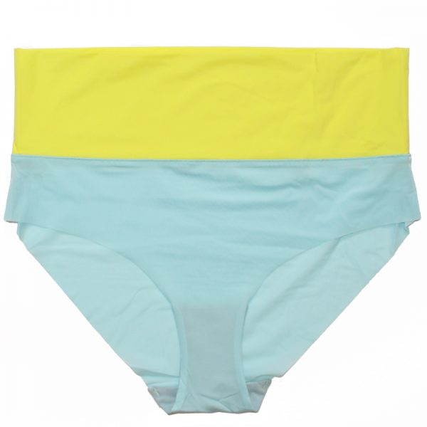 thezoo panty blue yellow