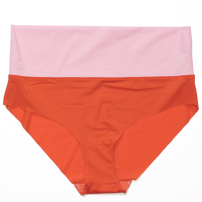 thezoo panty sunset powder orange