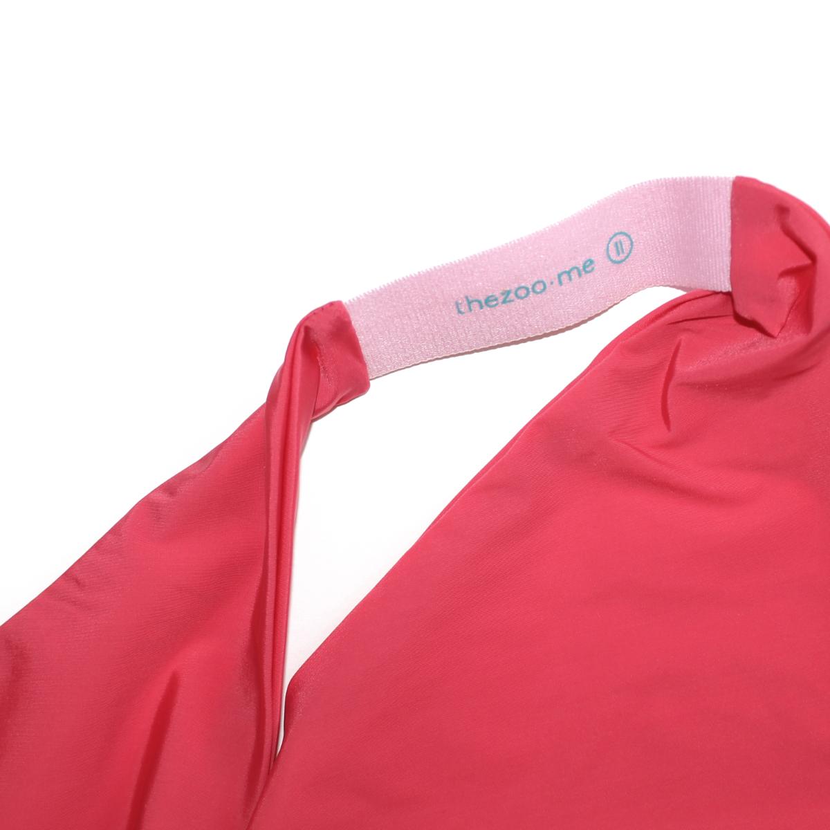 Slip red coral pink