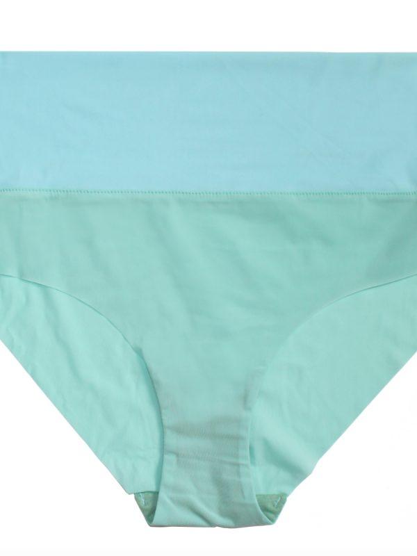 thezoo panty high waist mint green blue
