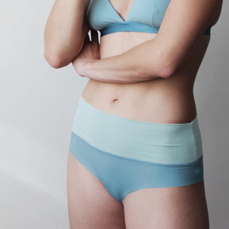 thezoo tencel panty blau